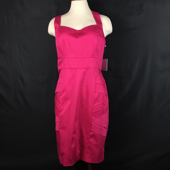 Calvin Klein Dresses & Skirts - NWT Electric Pink Calvin Klein Dress $98